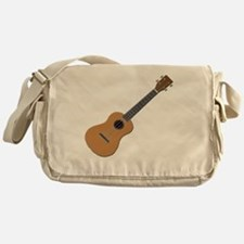 ukulele Messenger Bag