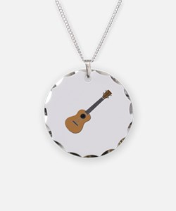 ukulele Necklace