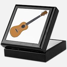 ukulele Keepsake Box