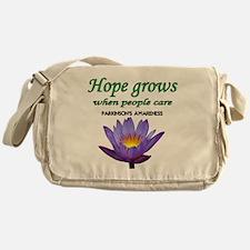 hope grows Messenger Bag