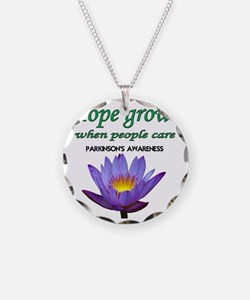 hope grows Necklace