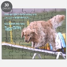BalanceCardMerge Puzzle