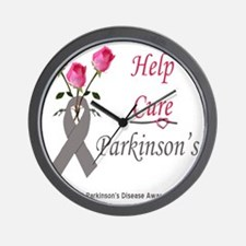 help cure diabetes Wall Clock
