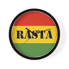 Rasta Clock at Rasta Gear Shop