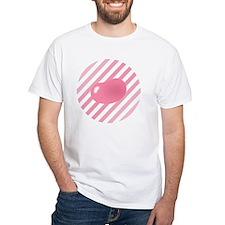 big_jelly_bean_pink_stripes_b Shirt