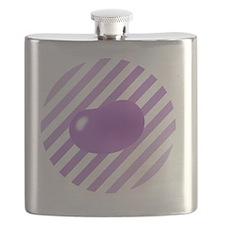 big_jelly_bean_purple_stripe_b Flask