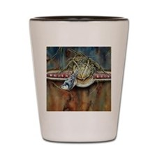The Collector Shot Glass