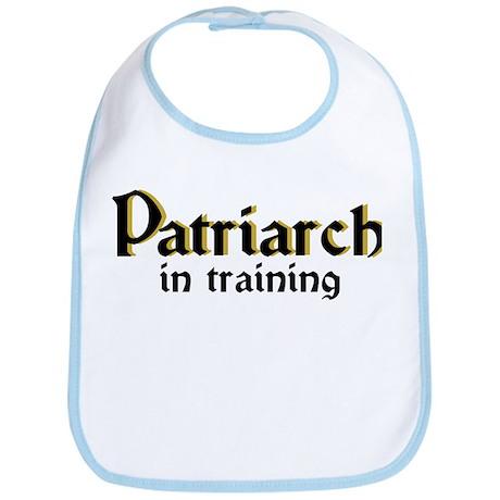 Patriarch in training Bib