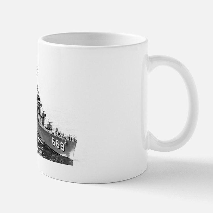 cotten postcard Mug