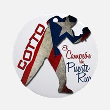 cotto 2k11 Round Ornament