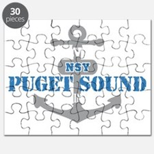 WA Puget Sound 2 Puzzle