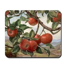 Apples_TILE Mousepad