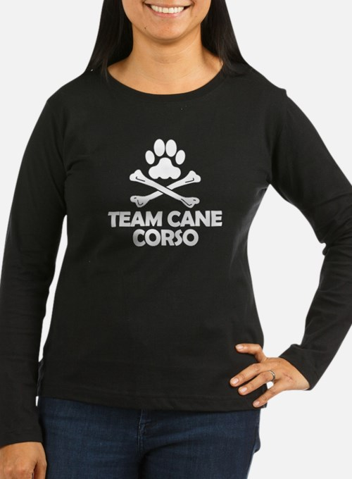 Team Cane Corso Long Sleeve T-Shirt