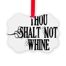whine Ornament