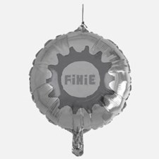 fixie_cog_Whiteback2 Balloon
