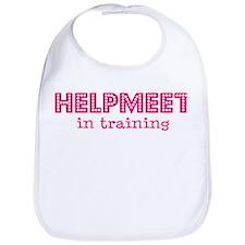 Helpmeet in training Bib
