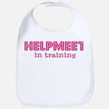 Helpmeet in training Bib