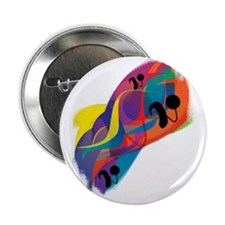 """abstract 2.25"""" Button"""
