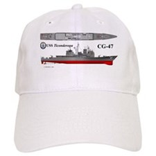 Tico_CG-47_Wrap_Mug Baseball Cap