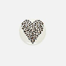 bengal-heart Mini Button
