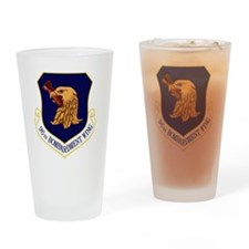 96th Bomb Wing Drinking Glass