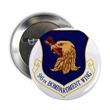 """96th Bomb Wing 2.25"""" Button"""