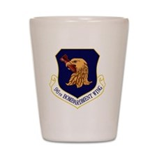 96th Bomb Wing Shot Glass