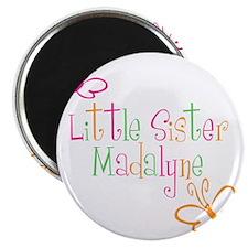 littleSisterMadalyne Magnet
