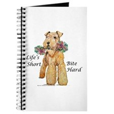Bite Hard Airedale! Journal
