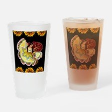 Dancer_Mousepad Drinking Glass