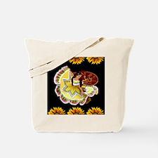 Dancer_Mousepad Tote Bag