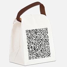 HUMPTY_DUMPTY Canvas Lunch Bag