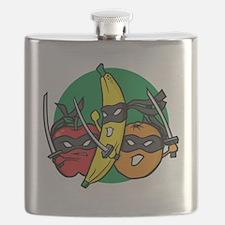 ninjafruit Flask