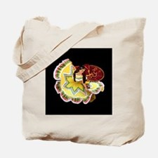 quinceanera_dancer_12insqnowrds Tote Bag