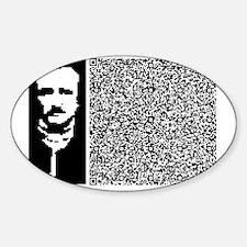POE_ELDORADO Sticker (Oval)
