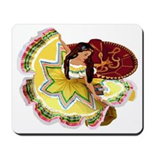 dancer Mousepad
