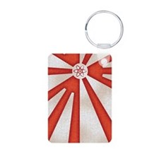 Japan-rad-flag2-iPHN Aluminum Photo Keychain