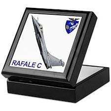 ESCADRON_rafale_france Keepsake Box