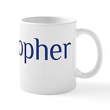 Philosophy_Logo-blue Mug