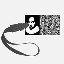 SHAKESPEARE_TO_BE Luggage Tag