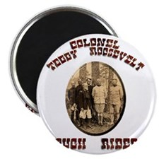roughriders Magnet