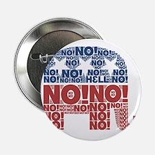 """GOP says NO-sd 2.25"""" Button"""