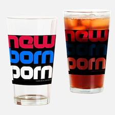 Serbian_coaster Drinking Glass
