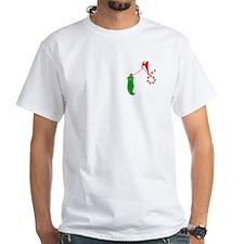 Slimy Vegetable Pod Shirt