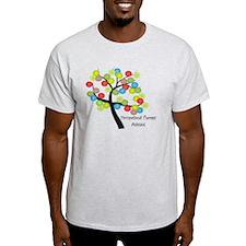 OT Assistant TREE BUBBLES T-Shirt