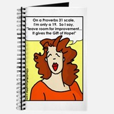 Cute Funny proverbs Journal