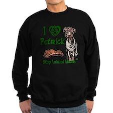 Patrick Celtic Love copy Sweatshirt