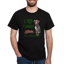 Patrick Celtic Love copy T-Shirt