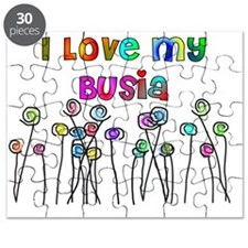 I love my Busia Puzzle