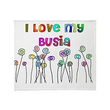 I love my Busia Throw Blanket